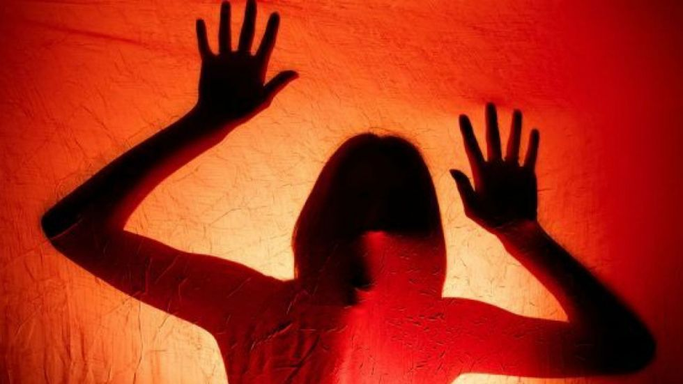 The woman was found at the Dadar railway station with one of the accused