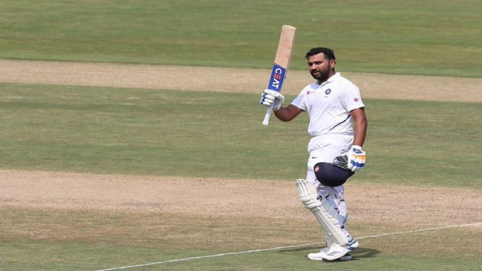 Rohit Sharma blasted centuries in both innings of the Vizag Test to help India win by 203 runs against South Africa.