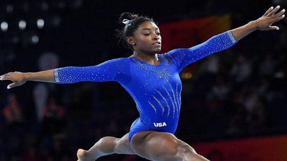 Simone Biles has become the most decorated gymnast in the world after winning her 21st medal in the World Gymnastics Championship.