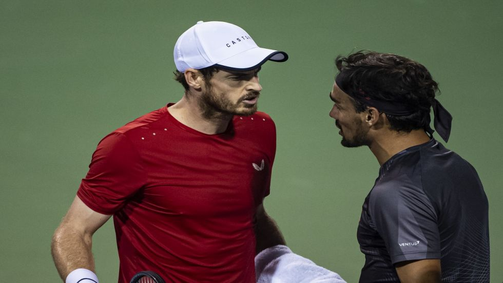Fabio Fognini has reached the quarterfinals of the Shanghai Open but his contests have been marred with controversy.
