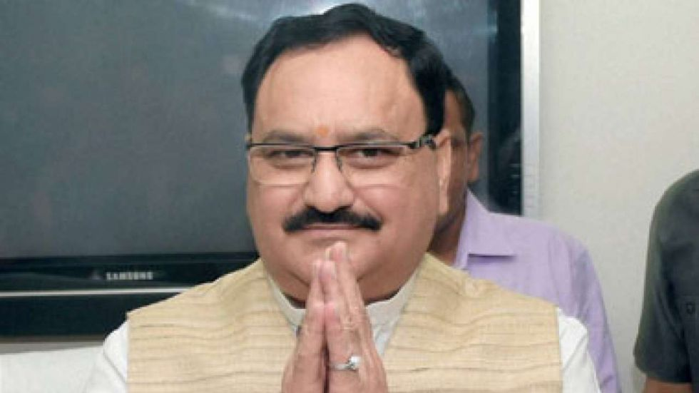 JP Nadda will be guarded by the commandos of the Central Reserve Police Force (CRPF)