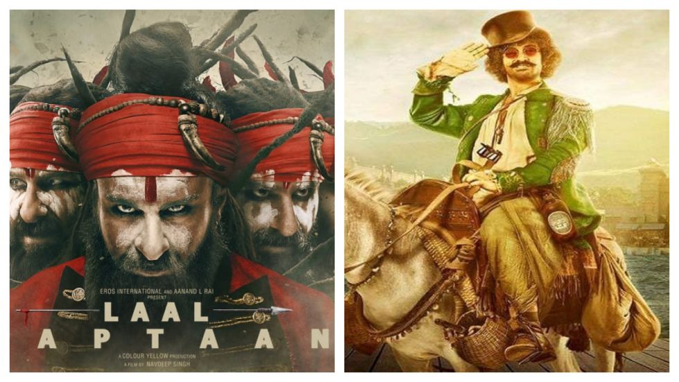 Saif Ali Khan's 'Laal Kaptaan' Trailer Finds A Fan In Aamir Khan