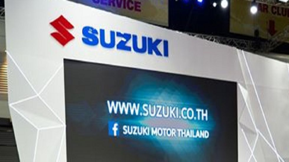 Suzuki produced a total of 1,32,199 units in September as against 1,60,219 units in the same month last year.