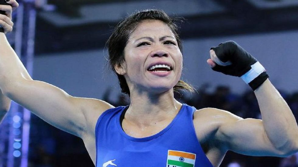 MC Mary Kom is now the leading medal-getter in the World Boxing Championships with eight.