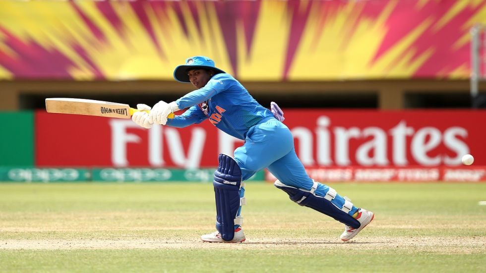 Mithali Raj is the first women and fourth player overall in all forms of cricket to have played over 20 years in ODIs.