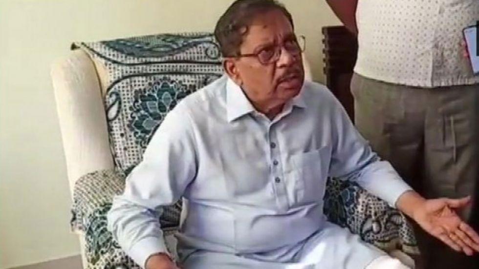 G Parameshwara is former deputy chief minister of Karnataka