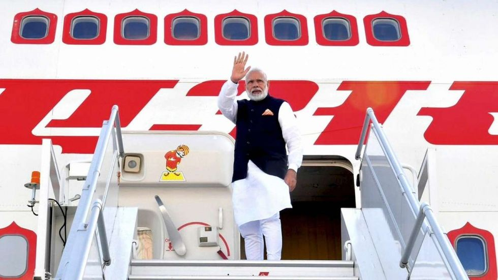 Air India is training around 10 Indian Air Force pilots to fly PM Modi's new Boeing 777