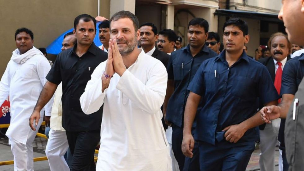 Rahul Gandhi pleaded not guilty in the defamation case