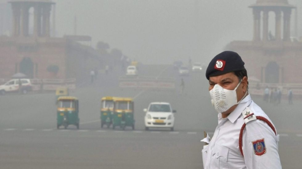 Pollution in Delhi reduced by 25 per cent in the earlier part of the year, says Arvind Kejriwal