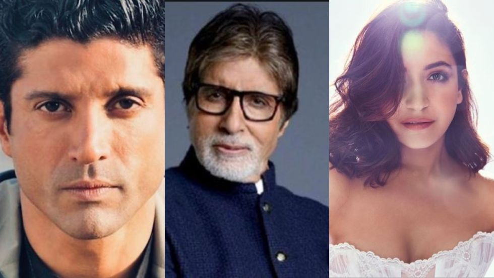 As Amitabh Bachchan turned 77 on Friday, a host of film fraternity members hailed the megastar as an inspirational figure in the industry and extended their best wishes to him.