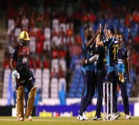 Barbados Tridents Beat Trinbago Knight Riders, To Face Guyana Amazon Warriors In CPL 2019 Final