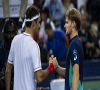Roger Federer Struggles Against David Goffin But Reaches Shanghai Masters Quarterfinal