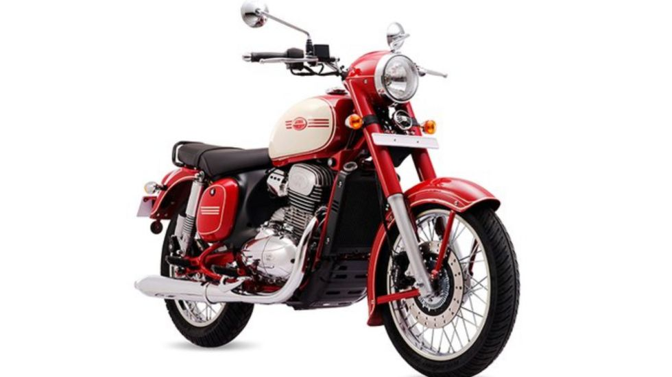 Jawa 90th Anniversary Edition Goes Official In India