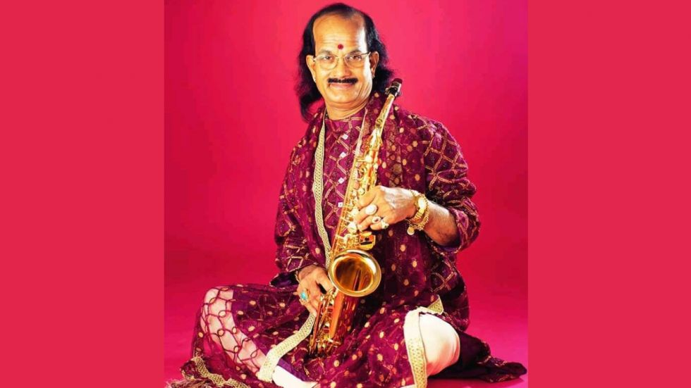 Kadri Gopalnath, noted saxophone exponent, dies at 69