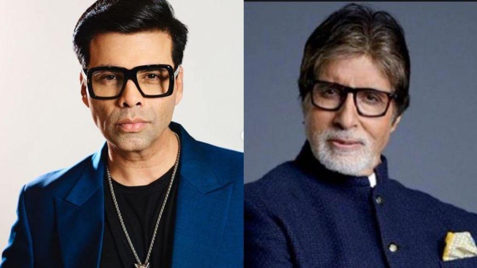 Happy Birthday Amitabh Bachchan: Karan Johar Shares Heartfelt Note