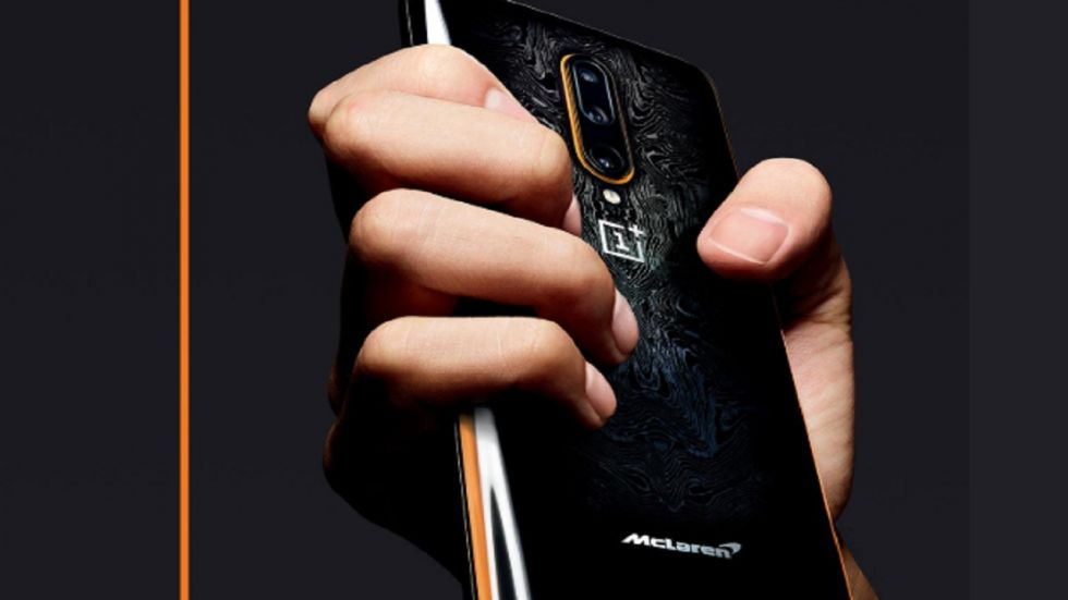 OnePlus 7T Pro And OnePlus 7T Pro McLaren Edition Launched