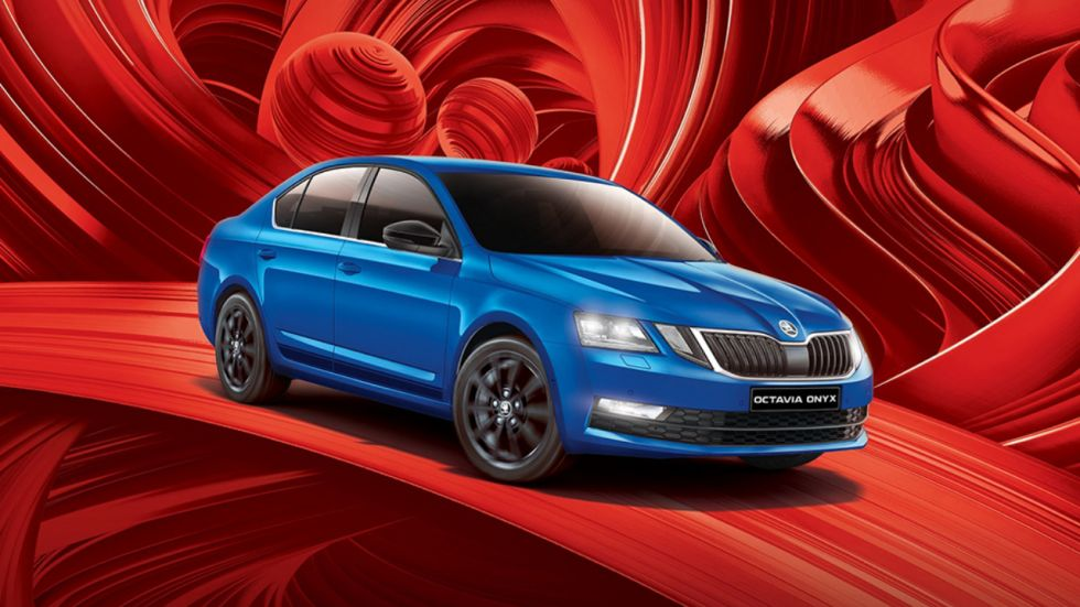 Skoda Octavia Onyx Edition Launched In India