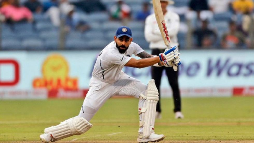 Virat Kohli Smashed his 26th ton, first against South Africa at home and 19th as captain to tie with former Australia skipper Ricky Ponting.