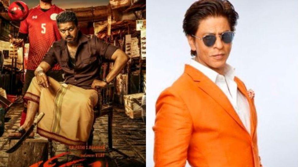 Bigil Trailer OUT! Thalapathy Vijay Earns Praise From Shah Rukh Khan