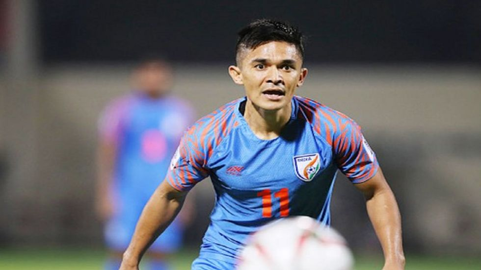 Sunil Chhetri will be determined to play a big role ahead of their Tuesday's group E World Cup qualifier against Bangladesh.