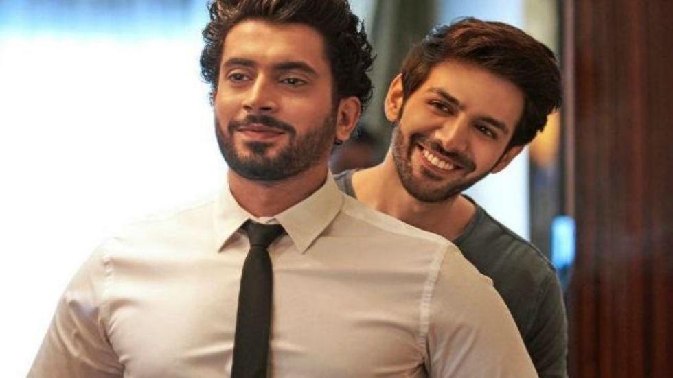 Sunny Singh Aka 'Titu' Joins His 'Sonu' Aka Kartik Aaryan For Pati Patni Air Woh