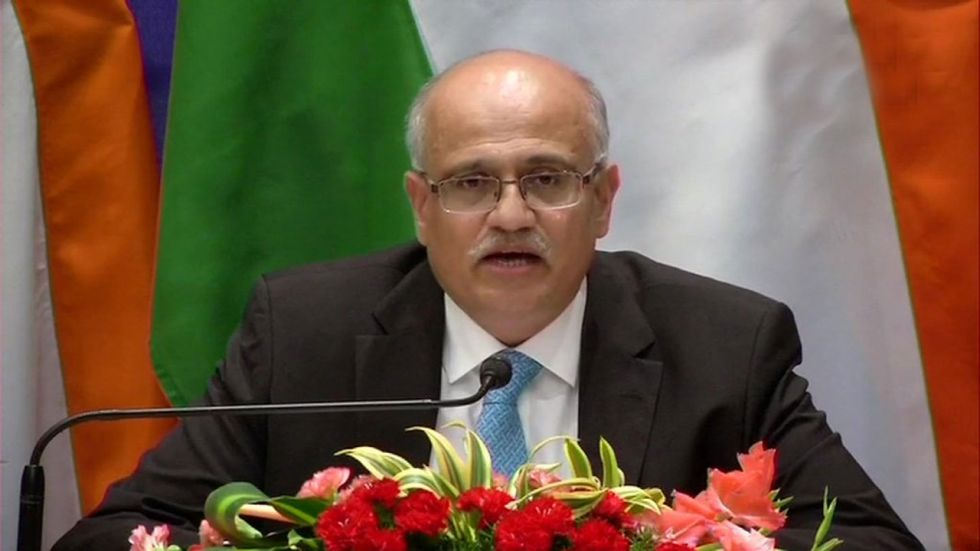 Foreign Secretary Vijay Gokhale said that President Xi Jinping has invited PM Modi to China for the next summit.