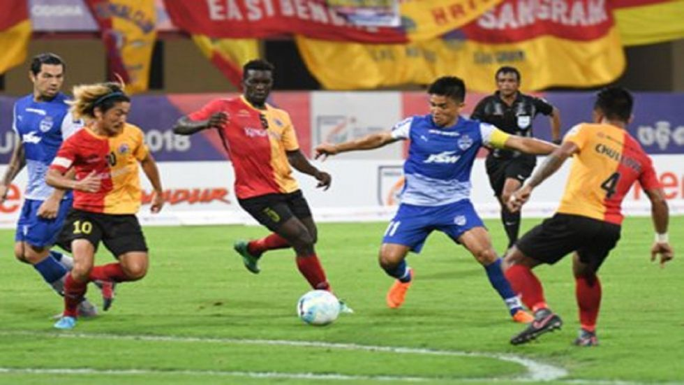 The proposal was floated in June by the AIFF when it announced that the ISL would take over from the I-League India's AFC Champions League qualifier slot from 2019-20.