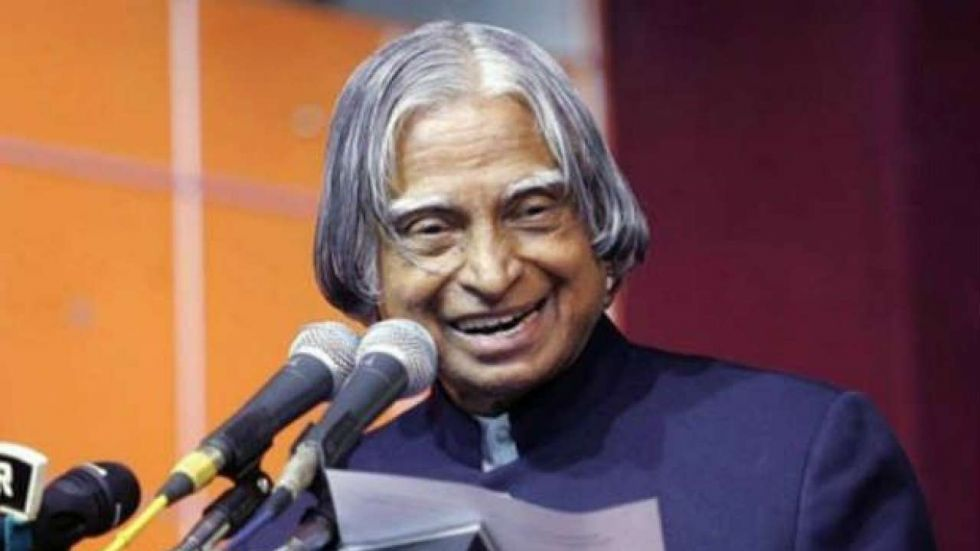 APJ Abdul Kalam was born on October 15, 1931 in Rameswaram