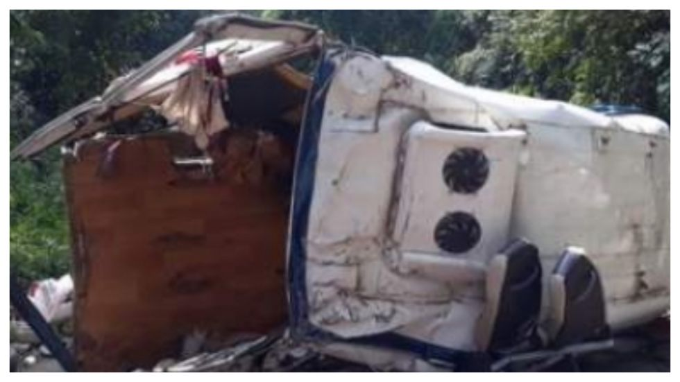 Andhra Pradesh Accident