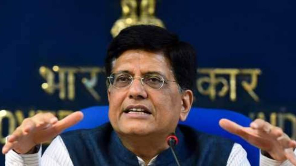 On the FDI, Piyush Goyal said that India has opened up the platform to almost all sector.