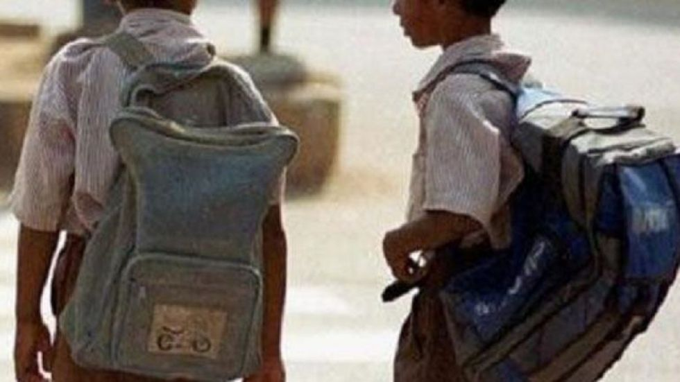 Delhi Government To Schools: Follow Guidelines On Reducing Weight Of School Bags. (Representational Image)