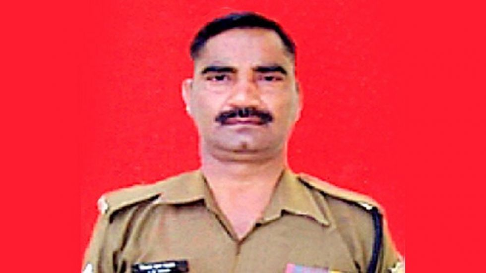 BSF head constable Vijay Bhan Singh is survived by two sons.