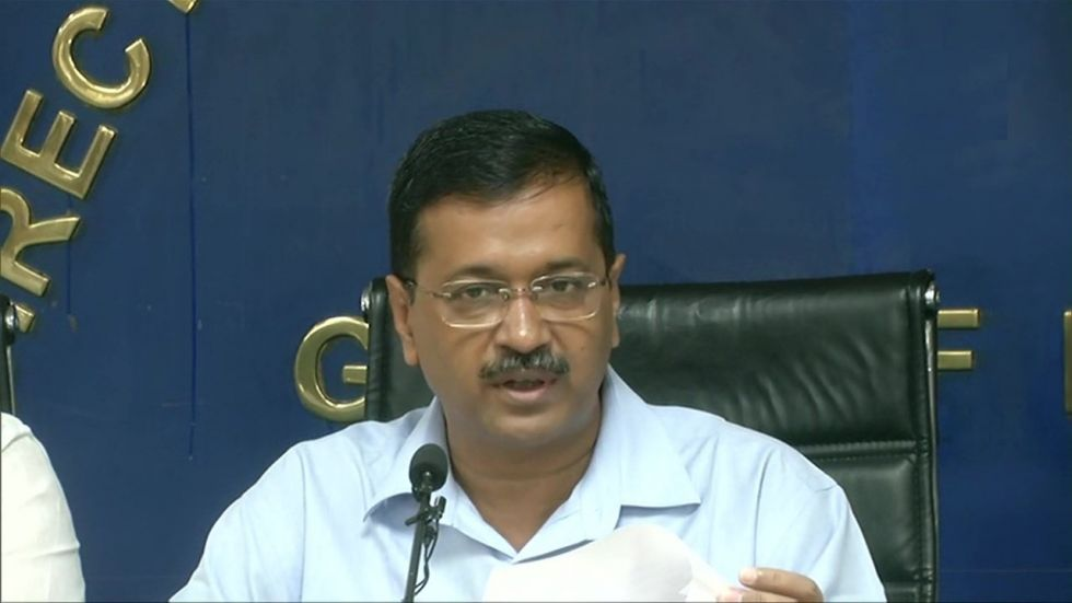 Arvind Kejriwal said that his own vehicle will also not be exempted from the odd-even scheme.