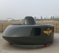 China Unveils 650 Kmph, Stealth-Coated 'Flying Saucer' Combat Aircraft With High-Tech Missile System