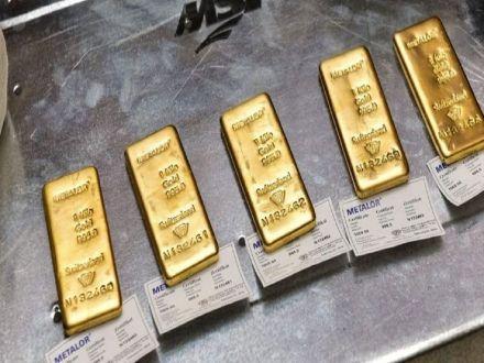 Customs Seize 123 Kg Gold In Raids In Kerala