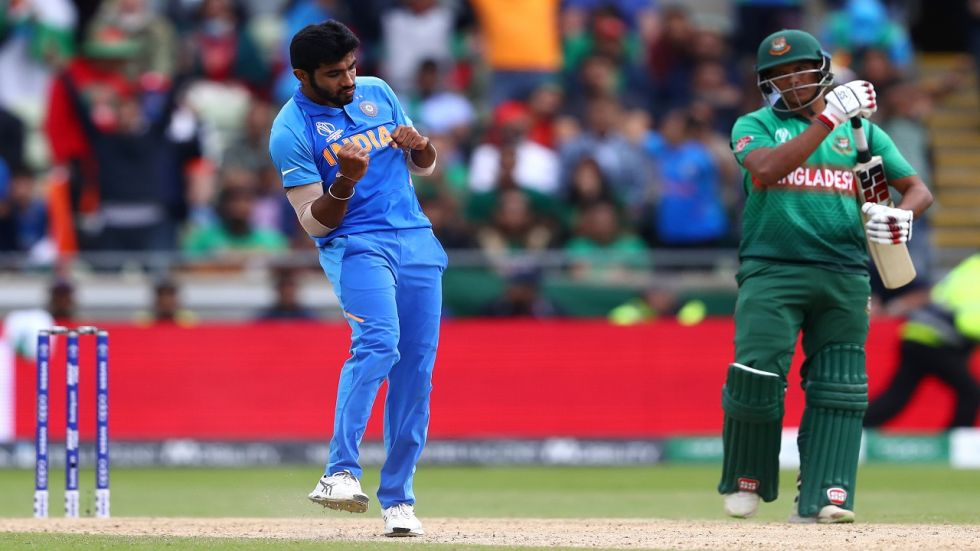 India have never lost a Twenty20 International against Bangladesh in eight meetings.