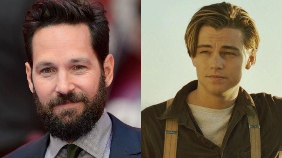 Paul Rudd says he encouraged Leonardo DiCaprio to take up 'Titanic'