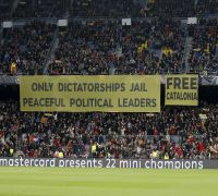 Real Madrid Vs Barcelona El Clasico Clash Postponed After Protests In Catalonia