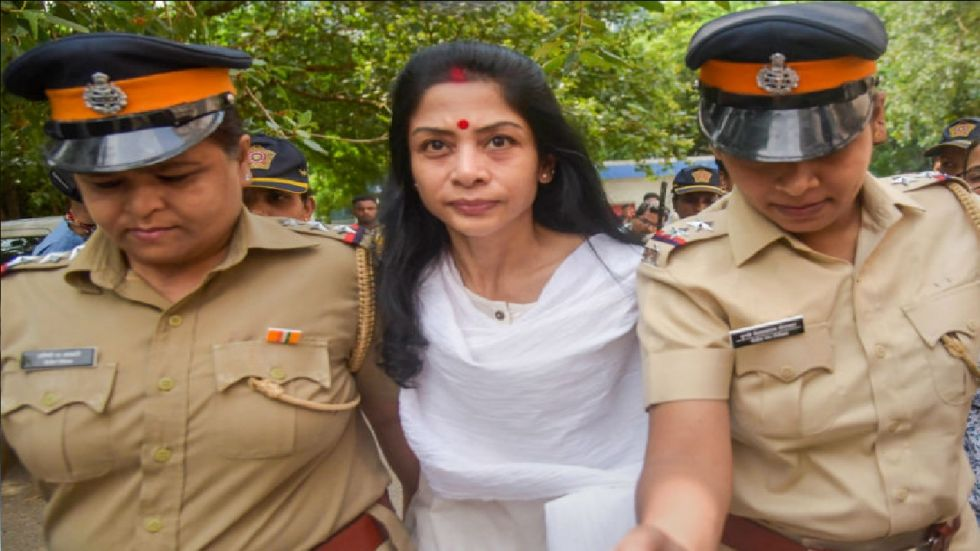 The name of Indrani Mukerjea also appeared in the final report but as an accused turned approver.