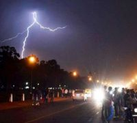 IMD Predicts Thunderstorm, Heavy Rains In Maharashtra's Thane, Other Districts
