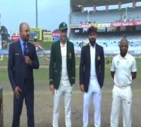 Unbelievable! In India Vs South Africa Ranchi Test, Three 'Captains' Come Out For Toss