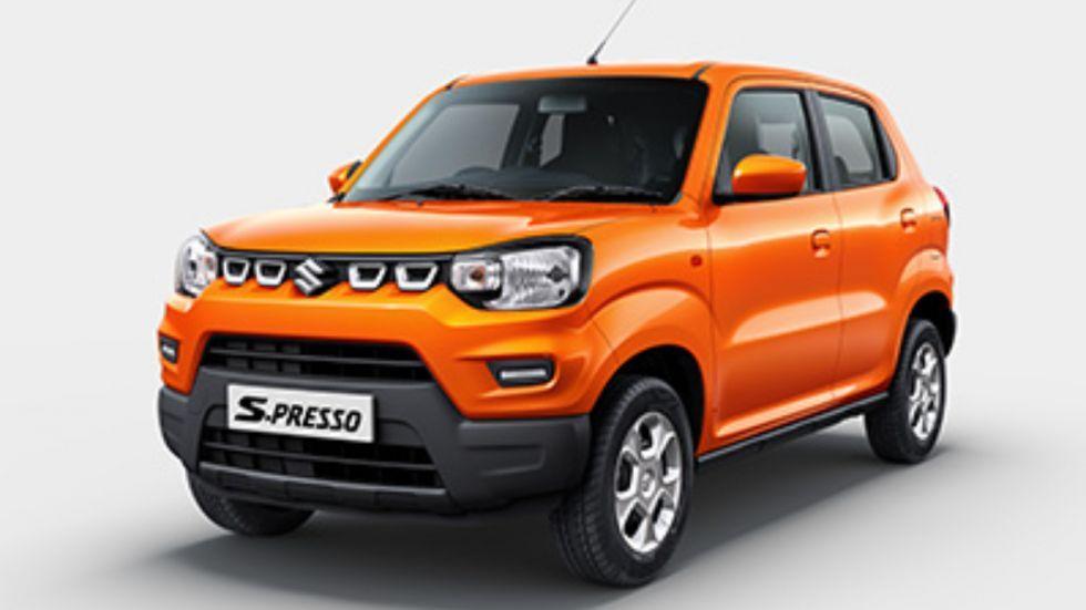 Maruti Suzuki India Launches Ghar Aaya Tyohar Campaign - Maruti Suzuki S-Presso