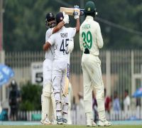 Rohit Sharma Ton Continues India's Dominance As Bad Light Ends Play Early In Ranchi