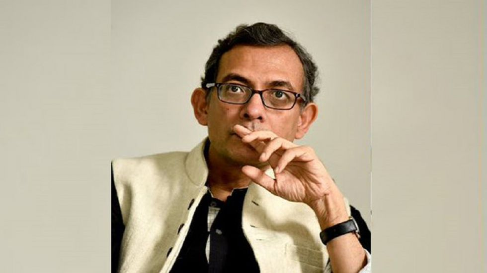 Abhijit Banerjee on Saturday told a TV channel that the commerce minister is