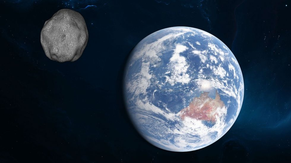 Asteroid Impact In Atlantic Ocean Could Wipe Out Millions