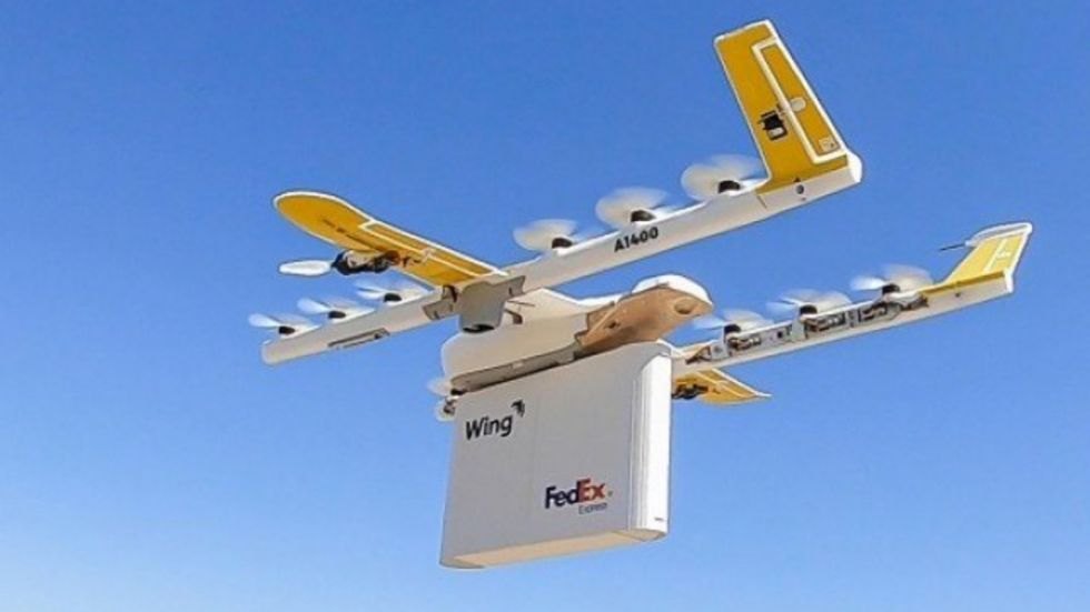 Google Becomes First Company To Deliver Packages By Drone In US