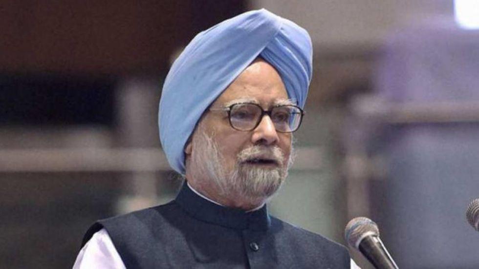 Former Prime Minister Manmohan Singh