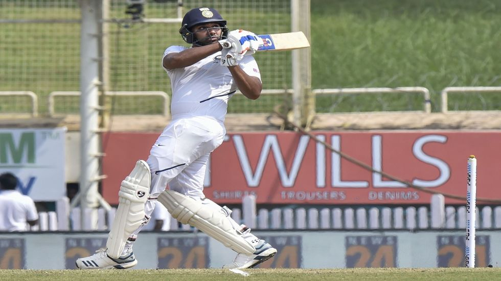 Rohit Sharma blasted his maiden double ton and he also went past 50 sixes in Tests during the Ranchi game against South Africa.