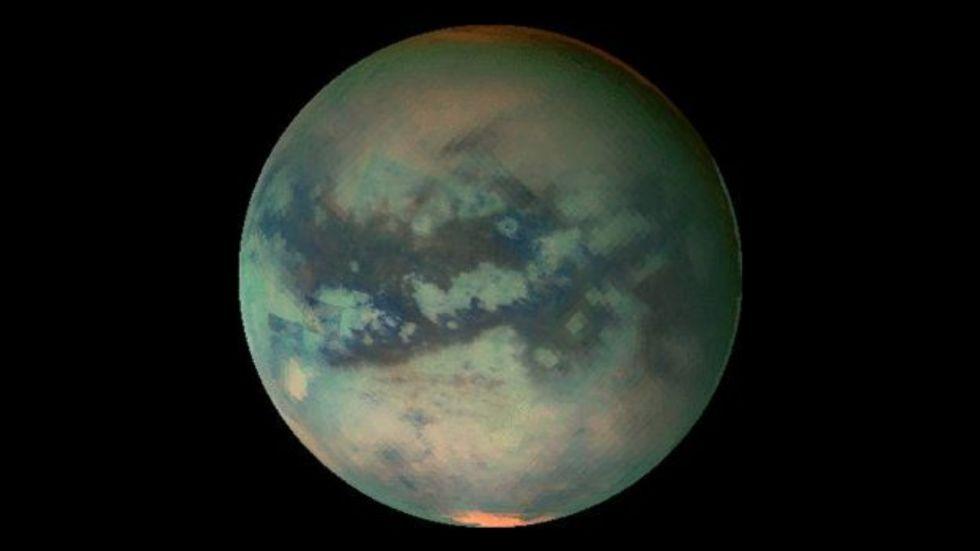 Researchers Unravel Chemical Makeup, Origin Of Dunes In Saturn's Moon Titan