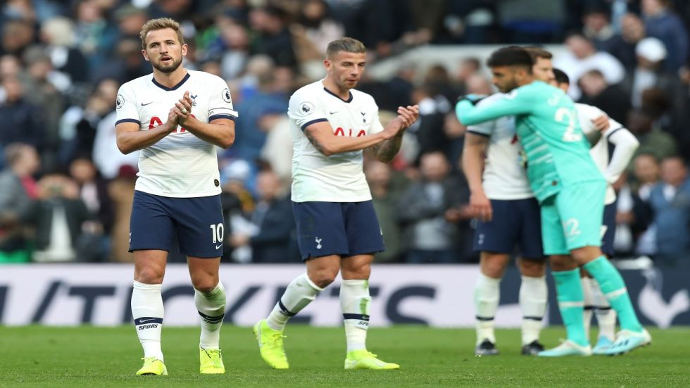 Tottenham Hotspur  labour to a 1-1 draw at home to Watford, following a 3-0 thrashing at Brighton and a humiliating 7-2 defeat at home to Bayern Munich.